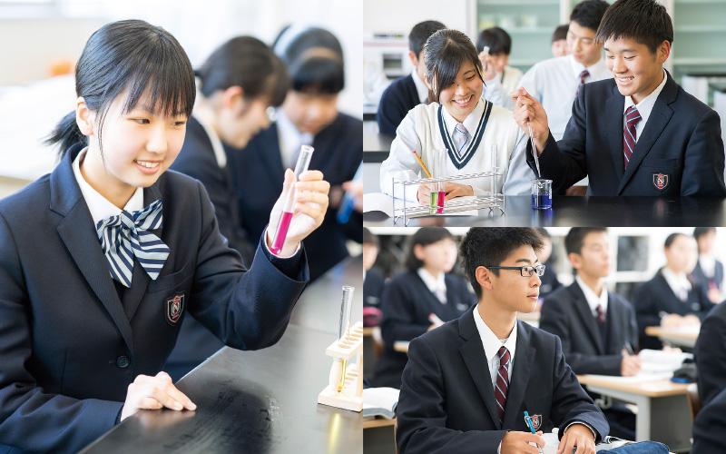 学科紹介:理数科 | 学校法人 日南学園 | 日南学園高等学校