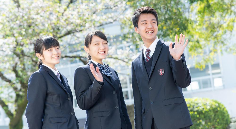 学園長挨拶 | 学校法人 日南学園 | 日南学園高等学校